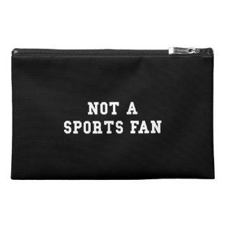 Not Sports Fan Travel Accessories Bag