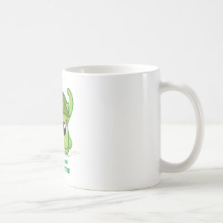 Not Squared to LOVE a Soldier Classic White Coffee Mug