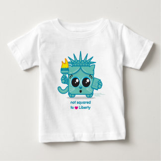 Not Squared to LOVE Liberty Baby T-Shirt