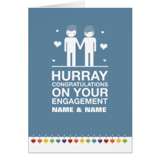 Not Straight Design Engagement Card