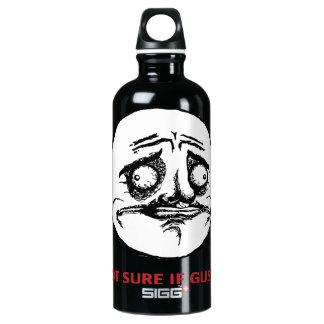 Not Sure If Gusta - Bottle SIGG Traveler 0.6L Water Bottle