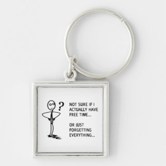 Not sure if I actually have free time… Keychain