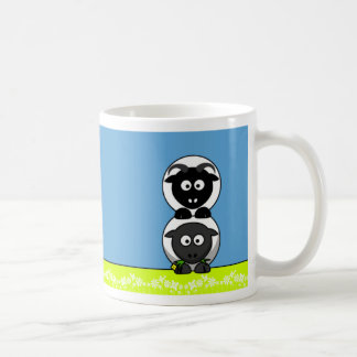 Not sure they're doing it right... coffee mug