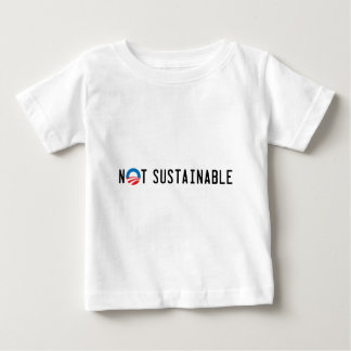 Not Sustainable Baby T-Shirt