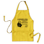 Not The Best Genealogy College Aprons