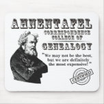 Not The Best Genealogy College Mousepads