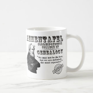Not The Best Genealogy College Classic White Coffee Mug