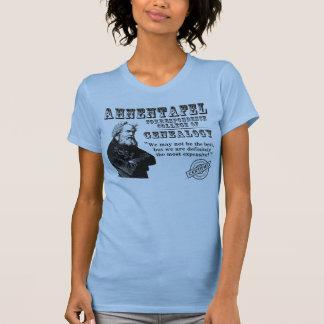 Not The Best Genealogy College T Shirt