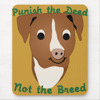 Not The Breed Mouse Pad
