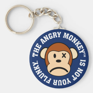 Not the Flunky: Find someone else to do your work Keychain