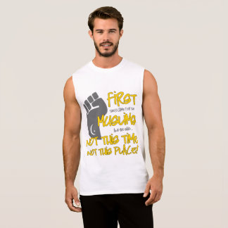 Not This Place Men's Muscle Tank