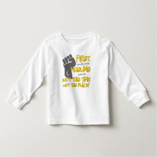 Not This Place Toddler Long Sleeve T-Shirt