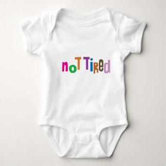 Not Tired - Status Marker T-Shirt