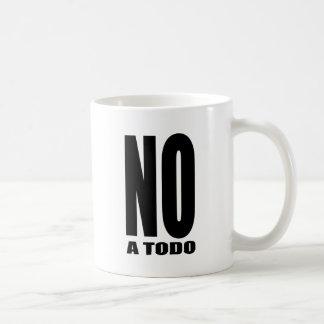 Not to everything mug