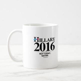 Not Today, Satan Coffee Mug