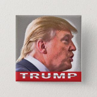 Not Trump button
