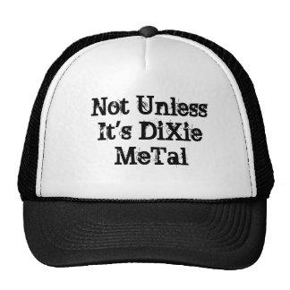 Not Unless Hats