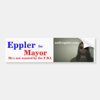 Not Wanted Bumper Sticker