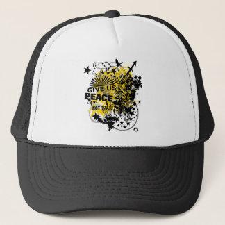 Not War Trucker Hat