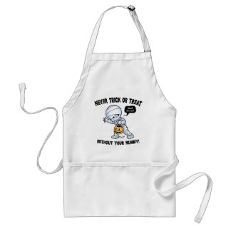 Not Without Mummy Adult Apron