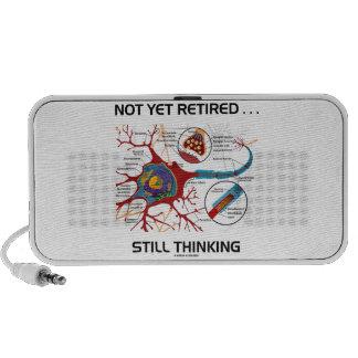 Not Yet Retired ... Still Thinking Neuron Synapse Speaker System