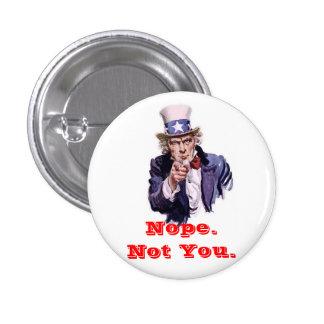 Not You Pin