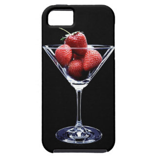 Not Your Average Cup of Berries iPhone 5 Vibe Case