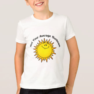 Not Your Average Sunbeam T-Shirt