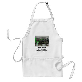 Not your avg Republican Adult Apron