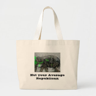 Not your avg Republican Canvas Bags