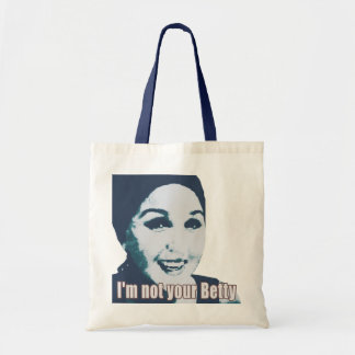 Not Your Betty Sweet Tote Bag