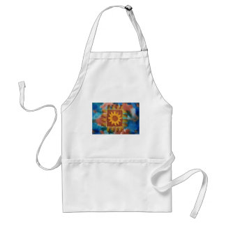 Not Your Granny's Quilt Square Adult Apron
