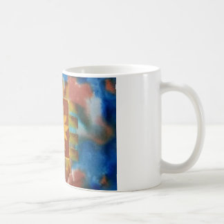 Not Your Granny's Sunflower Quilt Square Coffee Mug