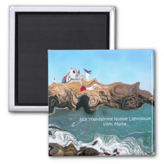 Not Your Normal Nubble Light Refrigerator Magnets