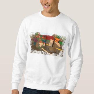 NOT Zombie Food Unturned Merchandise Sweatshirt