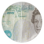 nota £5 - horizontal platos