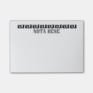 Nota Bene! Post-it Notes