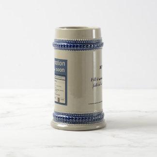 nota de la cerveza… taza de café