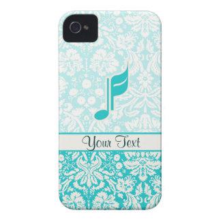Nota de la música del trullo carcasa para iPhone 4