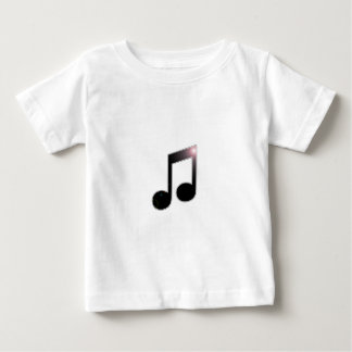 Nota de la música octava playeras