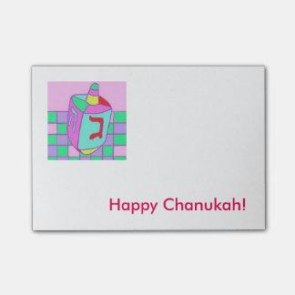 Nota de post-it feliz de Chanukah Nota Post-it®