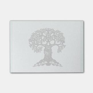 Nota del Poste-it® del árbol de la lectura Post-it® Nota