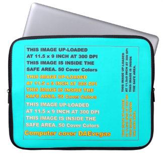 Nota importante de los casos del color de la fundas computadoras