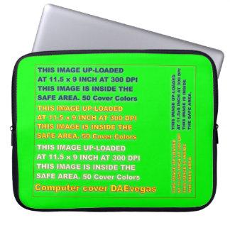 Nota importante de los casos del color de la fundas portátiles