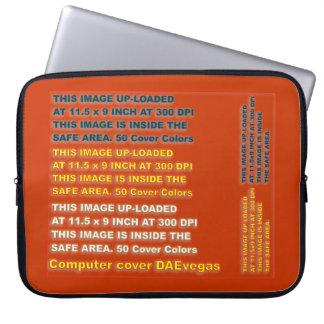 Nota importante de los casos del color de la mangas portátiles