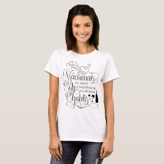 Notable Burgundy Regions Wine Lover T-Shirt