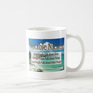 Notable Niches logo.JPG Coffee Mug