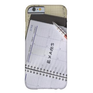 Notación en calendario funda para iPhone 6 barely there