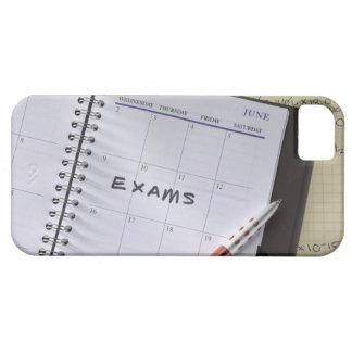 Notación en calendario iPhone 5 fundas