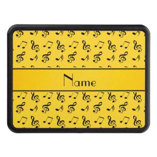 Notas amarillas conocidas personalizadas de la tapa de tráiler